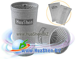 HuaShen gaiters with biophotons